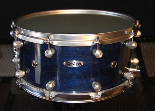 6.5x14 Maple Over Carbon Fiber