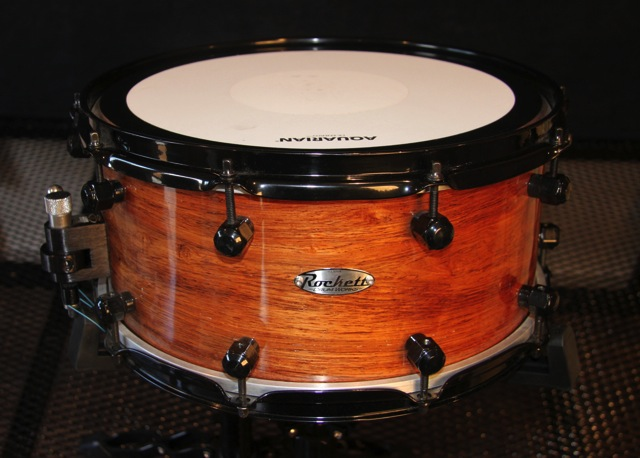 6.5x14 Steam Bent Rosewood