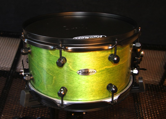 6x14 Green Satin Stain