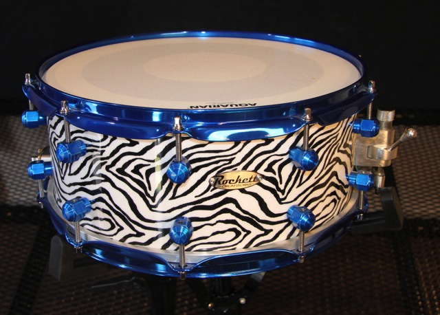 6x14 Zebra Cloth Wrap